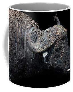 Black Death Coffee Mug