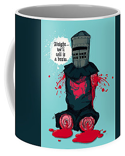 Black Knight Coffee Mug