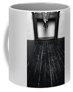 Black Shoes #9397 Coffee Mug
