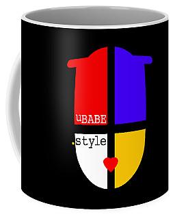 Black Style Coffee Mug