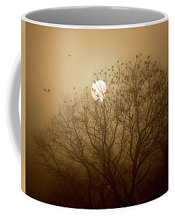 Blackbird Sunrise Coffee Mug