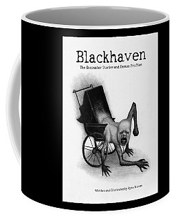 Blackhaven The Encounter Stories And Demon Profiles Bookcover, Shirts, And Other Products Coffee Mug