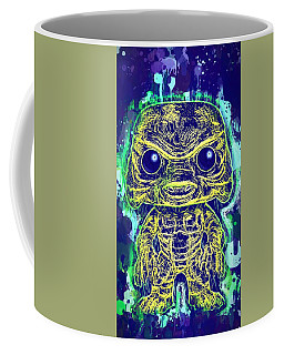 Creature From The Black Lagoon Pop Coffee Mug