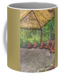 Blacklick Woods - Chairs Coffee Mug