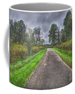 Blacklick Woods Pathway Coffee Mug