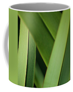 Coffee Mug featuring the photograph Blades I by Mark Shoolery
