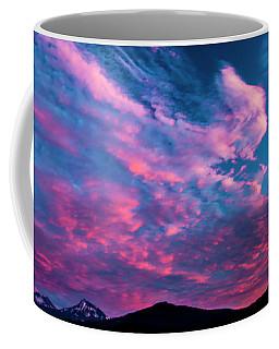 Blazing Sunset Coffee Mug