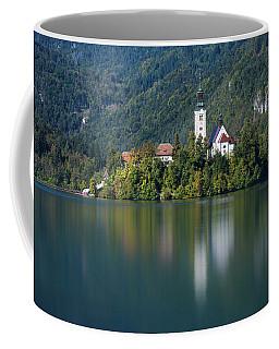 Bled Island Coffee Mug