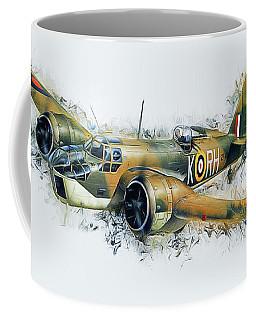 Blenheim Bomber Coffee Mug