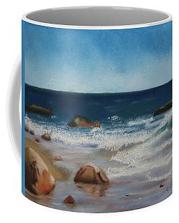 Block Island Surf Coffee Mug