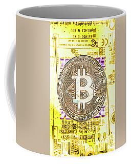Blockchain Processing Coffee Mug