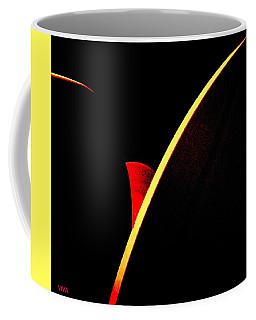 Bloodmoonrise Abstract Coffee Mug