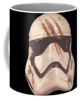Bloody Helmet Coffee Mug