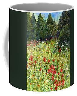 Blooming Field Coffee Mug