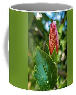 Blooming Hibiscus Coffee Mug