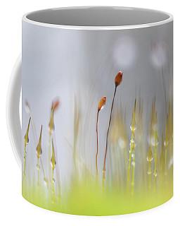 Blooming Moss Coffee Mug