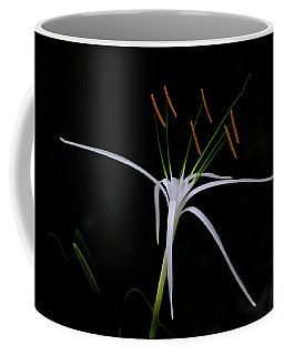Blooming Poetry Coffee Mug