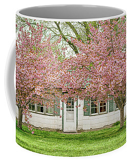 Blossom Time Taking Over  Coffee Mug