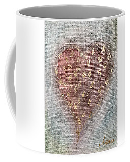 Coffee Mug featuring the photograph Blossoming Love by Marianna Mills