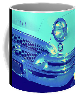 Blue 1955 Buick Special Coffee Mug