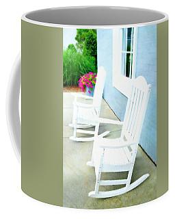 Blue Bermuda Coffee Mug