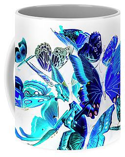 Blue Buggery  Coffee Mug