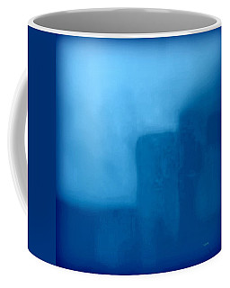 Blue Day - The Sound Of Silence  Coffee Mug