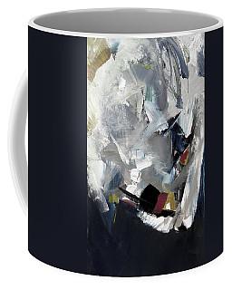 Blue Grey Coffee Mug