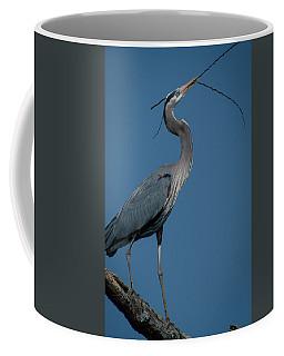 Blue Heron 2011-0322 Coffee Mug