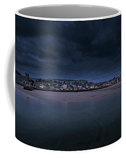 Blue Hour - St Ives Cornwall Coffee Mug