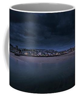 Blue Hour - St Ives Cornwall Coffee Mug
