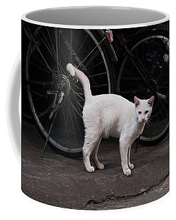 Blue IIi Coffee Mug
