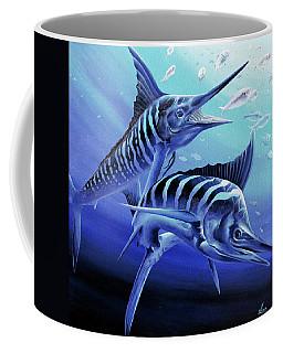 Blue Marlins Coffee Mug