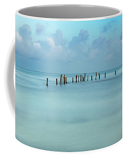 Blue Mayan Sea Coffee Mug