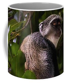 Blue Monkey, Zanzibar Coffee Mug