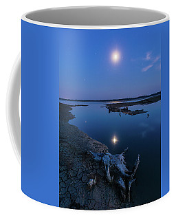 Blue Moonlight Coffee Mug