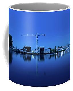 Blue Moonlight Coffee Mug
