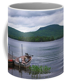 Blue Mountain Lake Coffee Mug