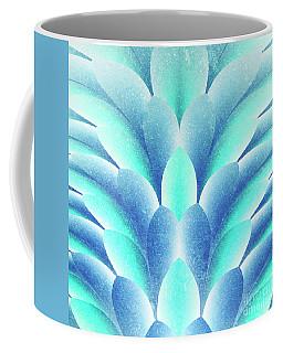 blue Petals Coffee Mug