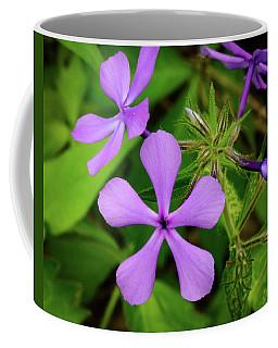 Blue Phlox Coffee Mug