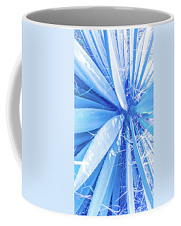Blue Rays Coffee Mug