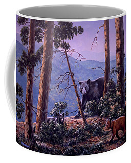 Blue Ridge Bears Coffee Mug