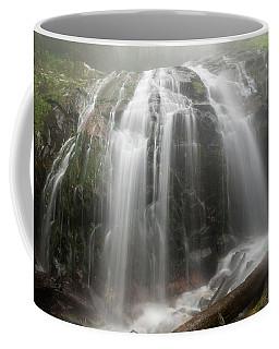 Blue Ridge Mountain Falls Coffee Mug