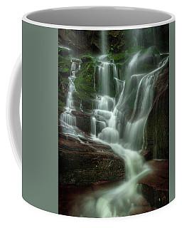 Blue Ridge Mountains Cascade Coffee Mug