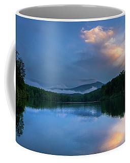 Blue Ridge Parkway - Price Lake - North Carolina Coffee Mug