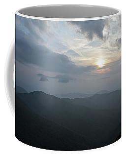 Blue Ridge Parkway Sunset Coffee Mug