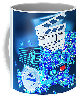 Blue Screen Entertainment Coffee Mug