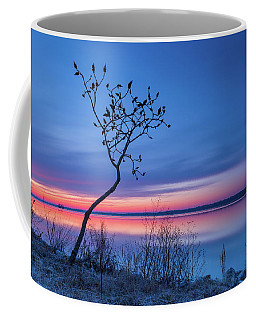 Blue Silence Coffee Mug