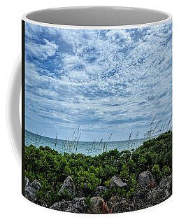 Blue Sky Lullaby Coffee Mug