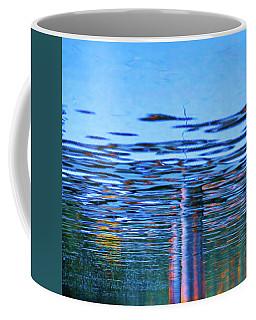 Blue Snake Coffee Mug